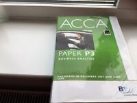 BPP ACCA P3 Business Analysis Study Text and Revision Ki
