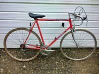 Peugeot clubman 10 speed road racing bike - vintage, retro