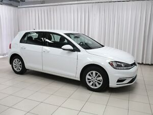 2018 Volkswagen Golf TRENDLINE 1.8L TURBO 5DR  w/ ALLOY WHEELS,