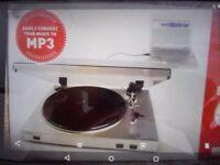ION USB Turntable Vinyl Archiver