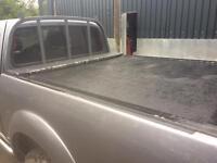 £385 Ford ranger roll n lock cover / load liner / super cab 2007 £385