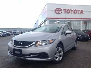 2014 Honda Civic Sedan LX  90 Days No Payments O.A.C.