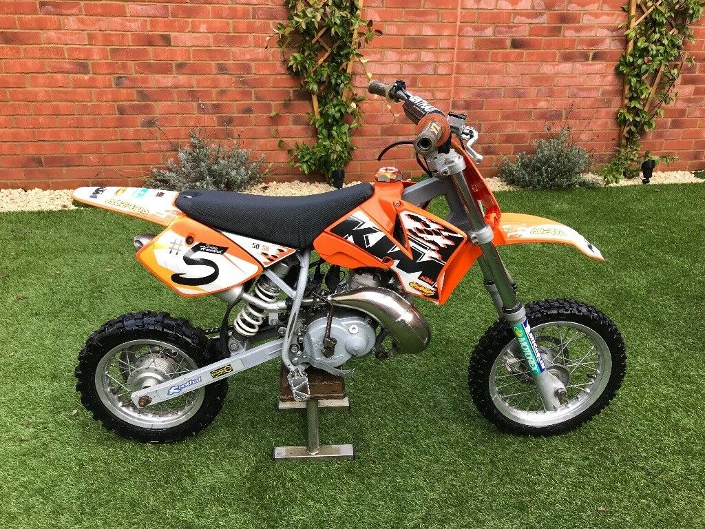 KTM 50 Pro Senior Motorcross Bike | in Bicester, Oxfordshire | Gumtree