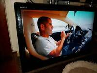 37 inch Regza Toshiba LCD tv. Built in freeview. Very good picture. No stand
