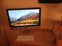 imac 21.5 late 2012 with ssd drive