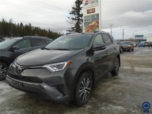 2017 Toyota RAV4 LE 5 Passenger All Wheel Drive, 2.5L Gas