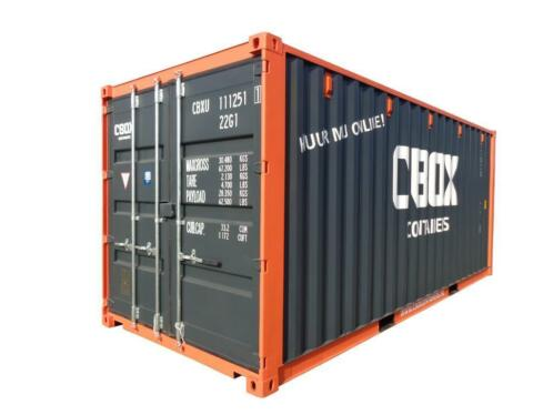 Zeecontainers / Opslagcontainers Te Huur ( TIP) ***