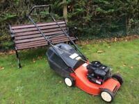 Petrol Lawnmower Briggs & Stratton