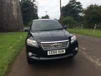 RAV4 XT-R D-4DLate 2010 06 plate. 44,000 Immaculate Condition. One owner from new