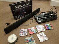 Vocal - Star HDMI Multi format karaoke recording player