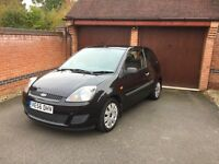 Ford Fiesta Style 1.25L (56 plate) - £1899 (Very low mileage)