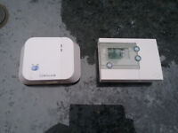 Salus programmable room thermostat model RT500RF