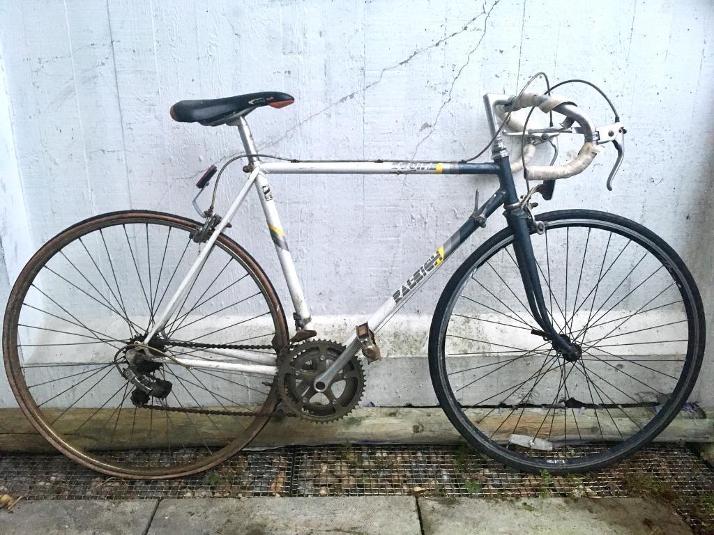 Gents Road Bike Raleigh Equipe In Kilburn London Gumtree
