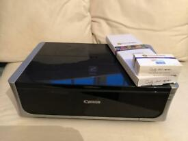 Canon PIXMA ip4500 and spare ink