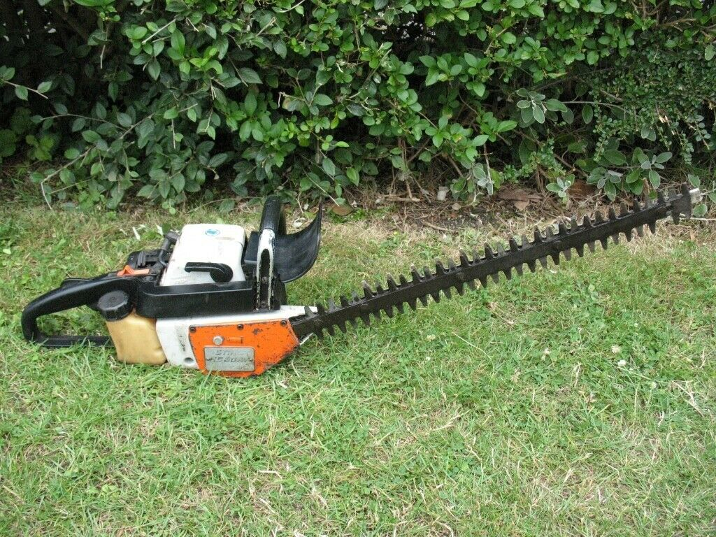 stihl hs 60 av petrol hedge cutter petrol hedge trimmer   in  Burnham-on-Sea, Somerset   Gumtree