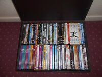 Job lot of dvd's. Approx 120 x dvd's (lots of comedy) - possible re-sale at bootsales