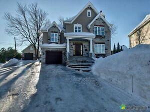 625 000$ - Maison 2 étages à vendre à Terrebonne (Terrebonne)