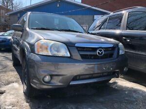 2006 Mazda Tribute GX auto ac