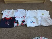 Baby girl clothing bundle