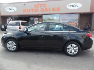 2012 Chevrolet Cruze LT Turbo, KM: 83K