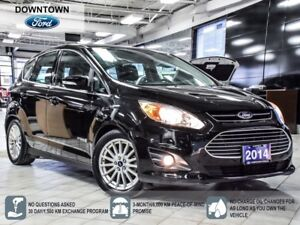2014 Ford C-Max SEL, Navigation, Leather, Blue tooth, Back up ca