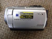 SONY Handycam HDD Model DCR-SR37