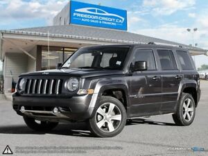 2016 Jeep Patriot Sport/North High Altitute Edition 4x4 Leath...