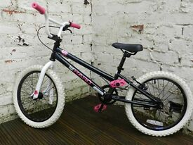 Girl's HARO BMX Bicycle 18 Inch
