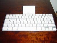 Apple ipad keyboard dock -unused