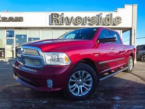 2014 Ram 1500 Longhorn Crew Cab w/Heated Seats!