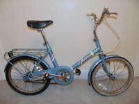 Classic/Vintage/Retro Raleigh Solitair (Shopper) Bike
