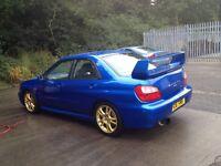Subaru impreza sti Prodrive bugeye