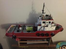 RC tugboat al khubar 2