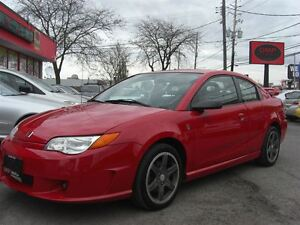 2007 Saturn Ion Red Line SuperCharged *Leather / sunroof*
