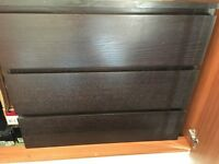 Set of 2 Ikea chest of draws