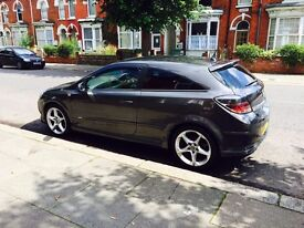VAUXHALL ASTRA SRI 1.9 CDTI WITH EXTERIOR PACK