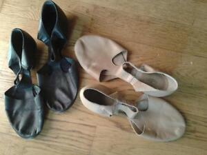 Dance shoes- 1 pair