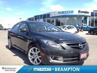 2012 Mazda MAZDA6 GT, V6, 272HP, Accident Free