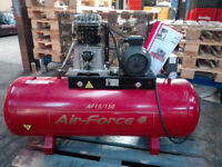 compressor spare or repair fiac af15/150 snap on blue point 3phase