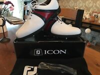 brand new Footjoy icon shoes uk 9.5 rrp £199