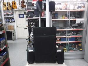 Paradigm Home Theater Speakers. We Buy and Sell Used Home Audio Equipment. 114733 CH712404