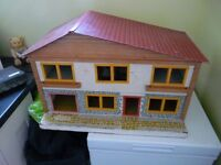 dolls house and extras