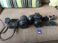 Panasonic LUMIX G6 Twin Lens Kit with extras