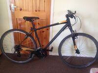 Specialized Crosstrail Aluminium 24 Speed Bike