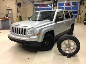 2011 Jeep Patriot NORTH.GROUPE ÉLEC.A/C.PNEUS D'ÉTÉ/HIVER INCLUS