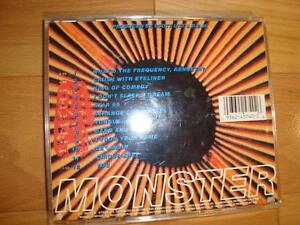 REM  - Monster CD - Excellent Condition - No scratches on CD Kitchener / Waterloo Kitchener Area image 3