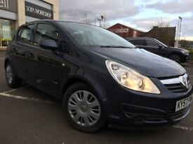 VAUXHALL CORSA 5 door, perfect conditione, 12 months MOT, look for photos