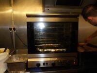 Burco Convection 3kw oven