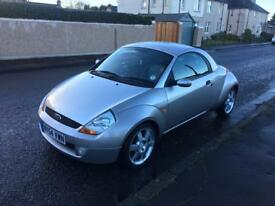 Ford ka long mot 60000 miles