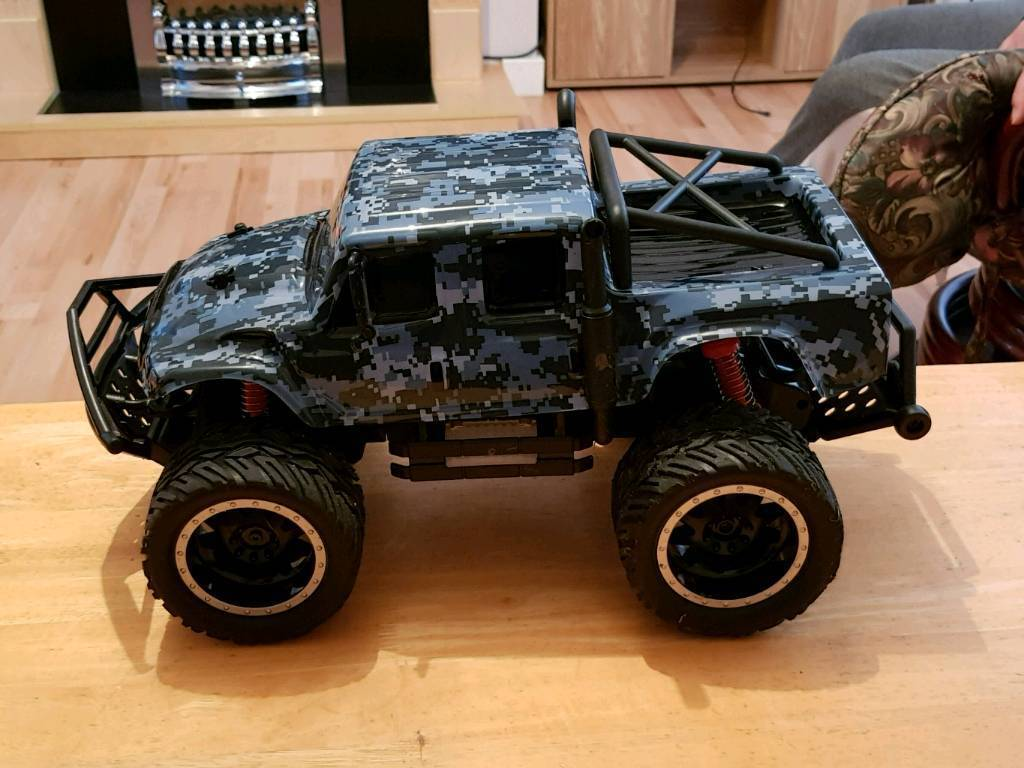Fast & furious elite off road electric remote car ONO